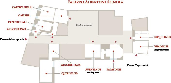 Domiciliazione legale Roma Centro