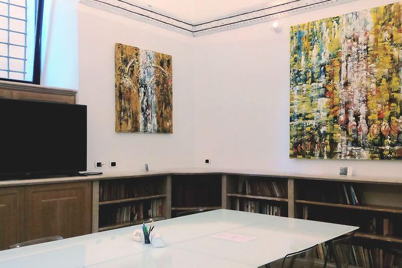 Sala riunioni Roma Centro Aventinum