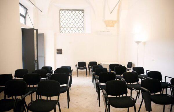 Sala riunioni Roma Centro Viminalis
