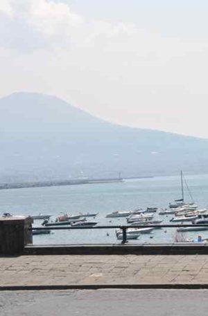 Ufficio arredato Napoli lungomare Santa Lucia