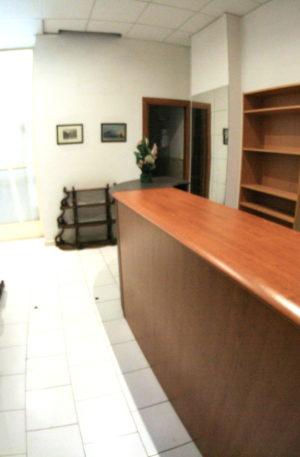 Napoli ufficio temporaneo direzionale arredato con parcheggio