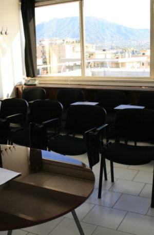 Napoli affitto aula sala eventi corsi formazione riunioni € 69 giorno