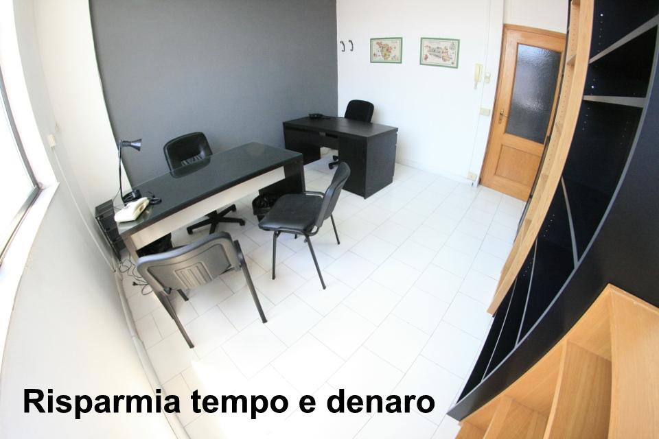 Uffici arredati