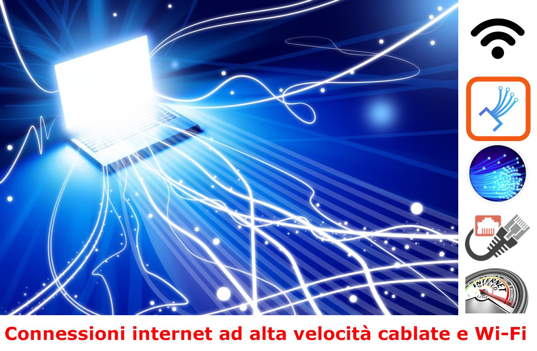 Connessioni internet fibra