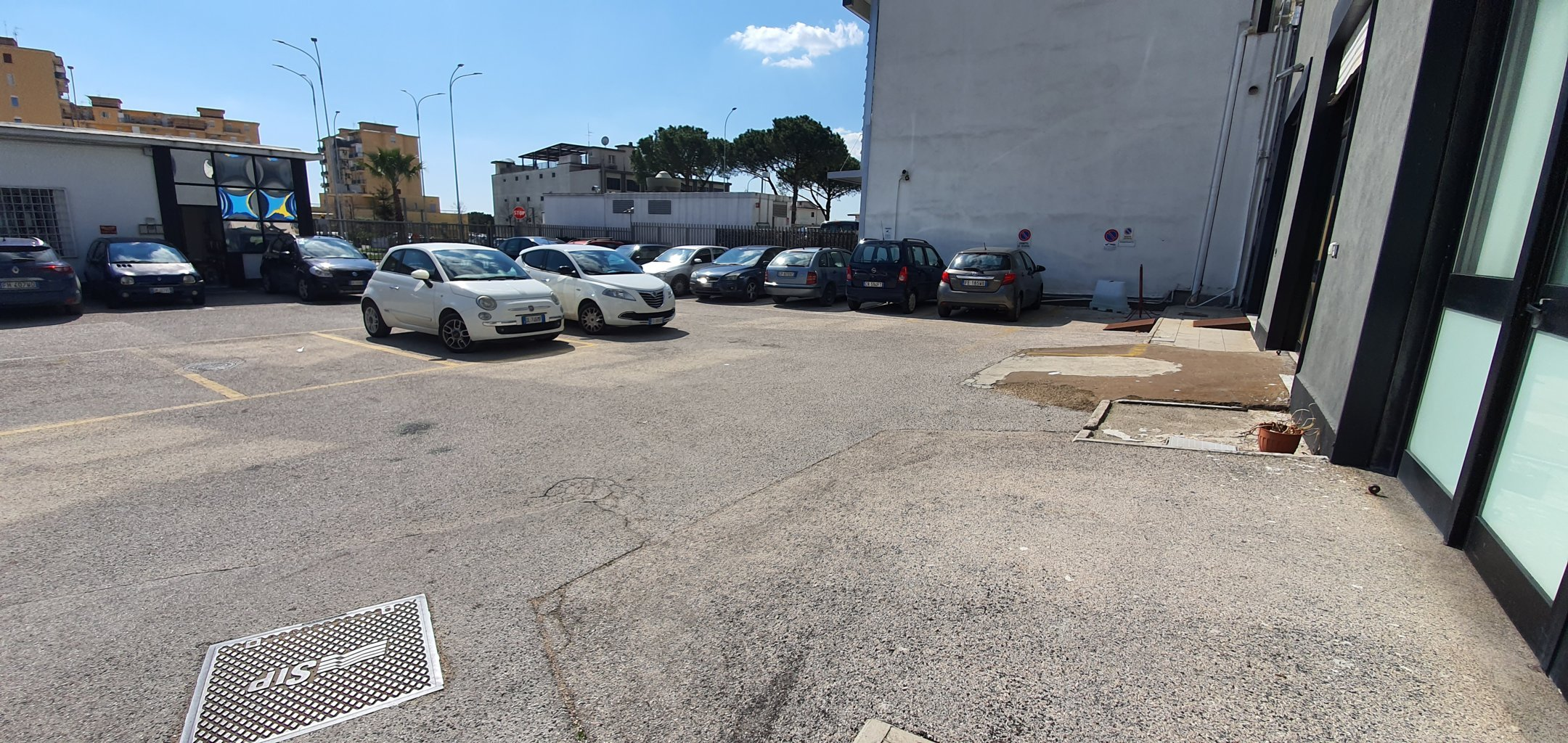 Polo imprenditoriale Napoli