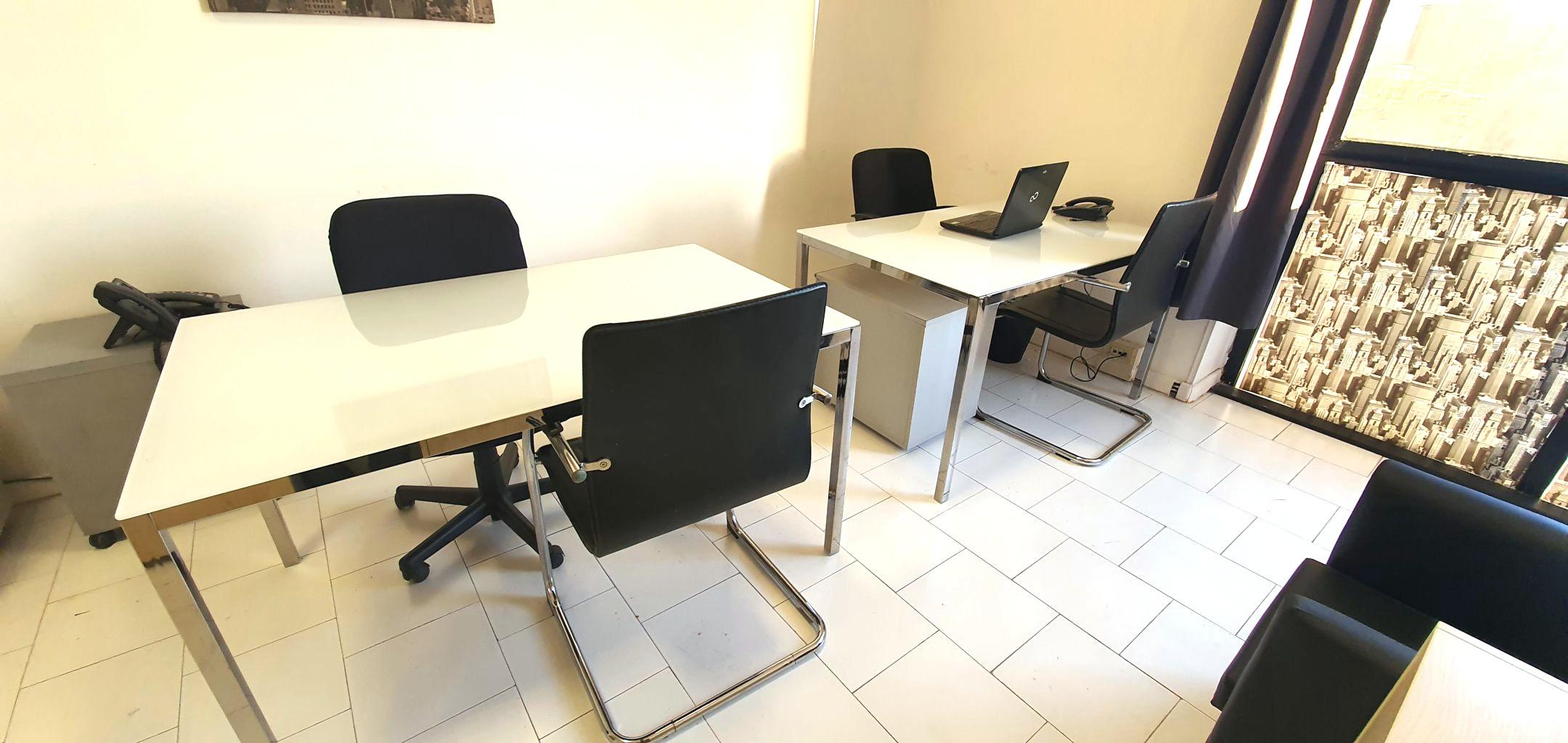 Ufficio arredato affitto pronto chiavi in mano Casalnuovo di Napoli