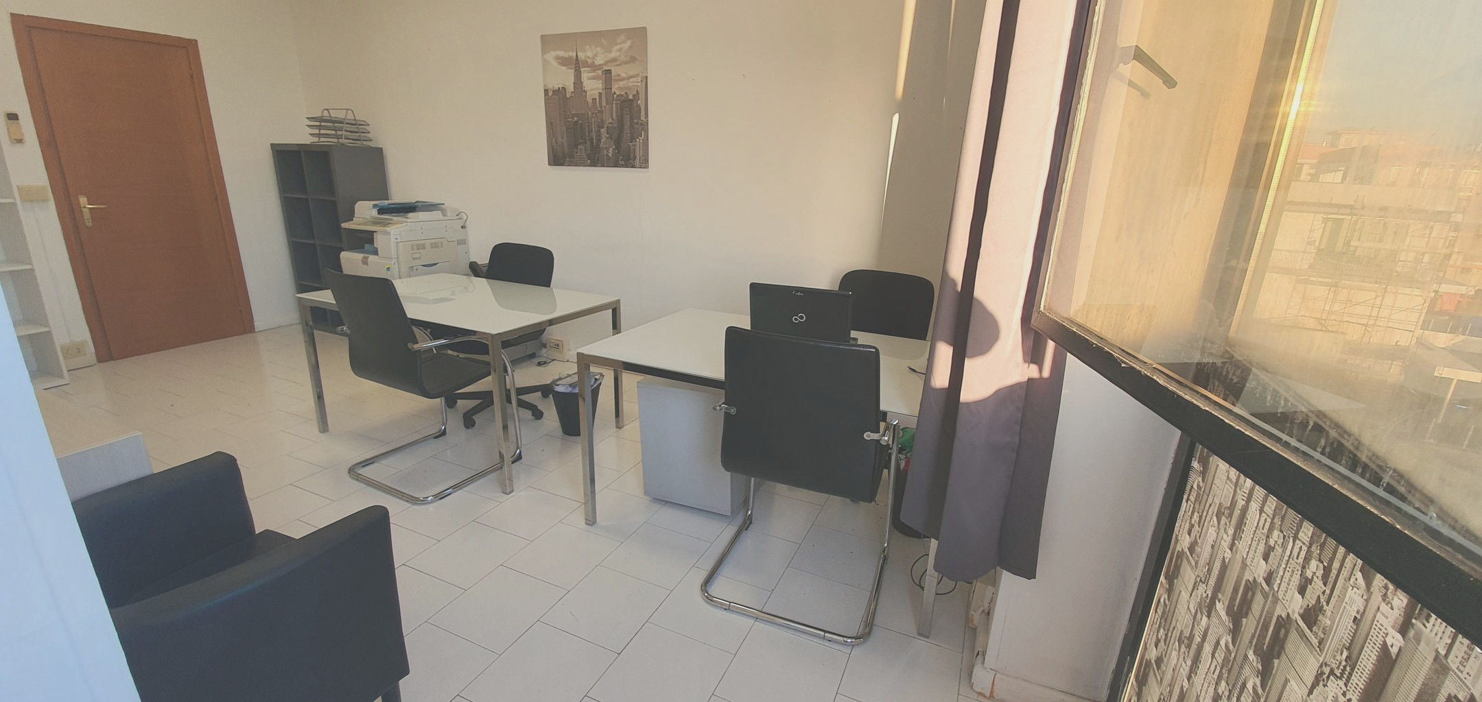Ufficio arredato pronto chiavi in mano Casalnuovo di Napoli