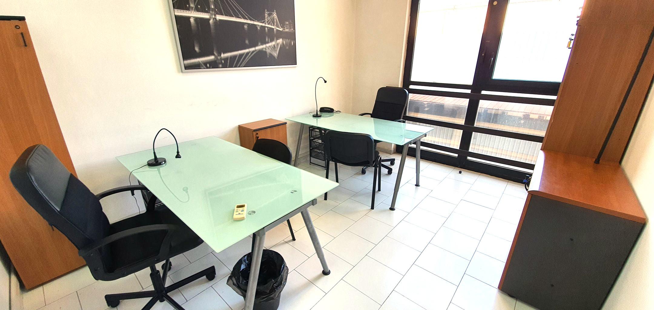 Ufficio arredato a Napoli